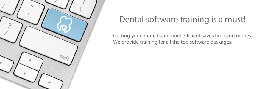 Dental software training is a must!